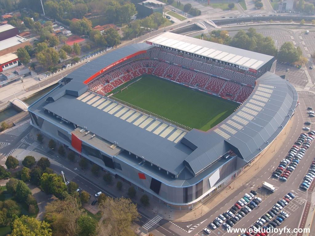 El sporting de gij n inscribe el estadio el molinon como el m s antiguo de espa a asociacion - Estadio del sporting de gijon ...